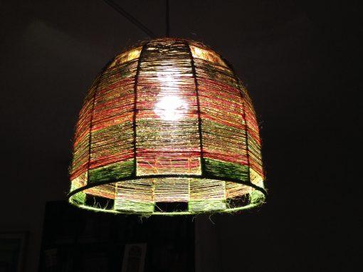 Lampenschirm im neuen Design